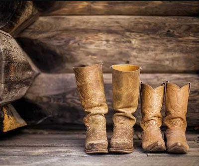 Western boots women shoes
